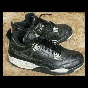 Nike Shoes - Nike Air Jordan 4 IV Retro OREO